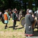 Belagerung der Burg Vischering 2013