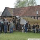 Besuch des Mittelaltermarkt Venne 2015